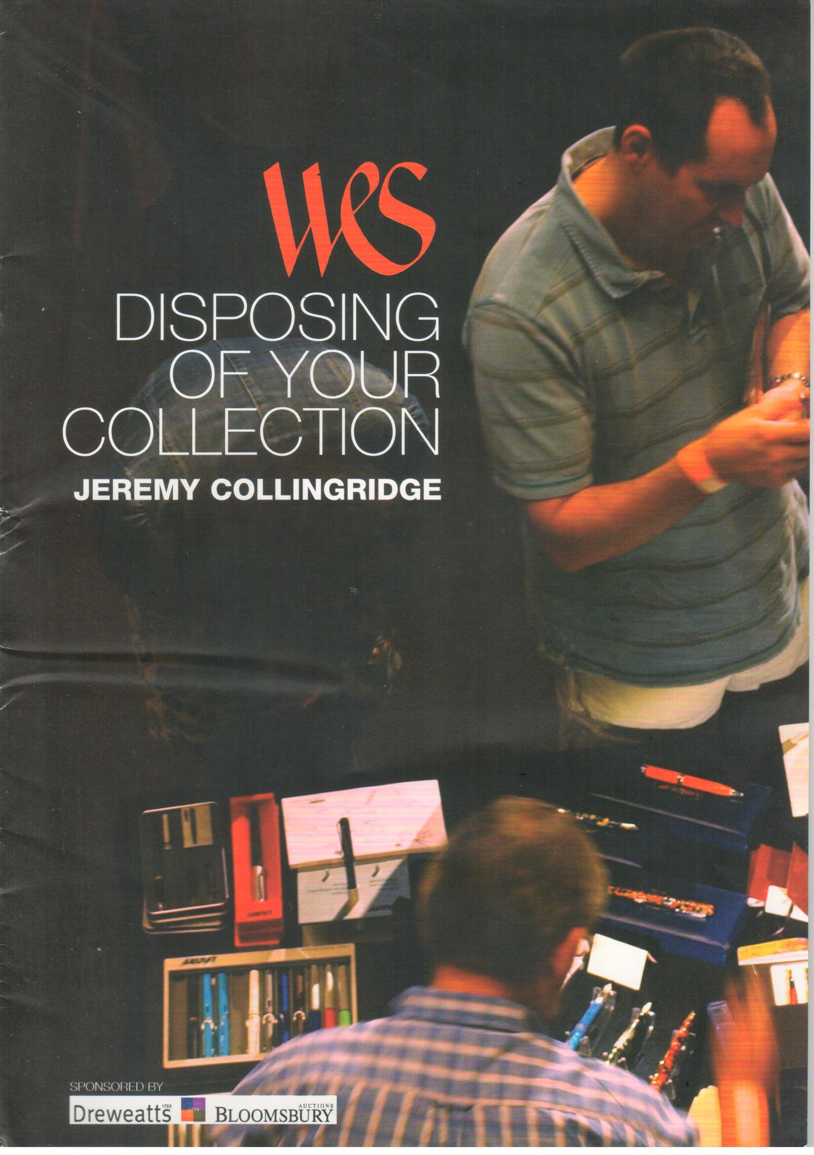 Disposing Of Your Collection