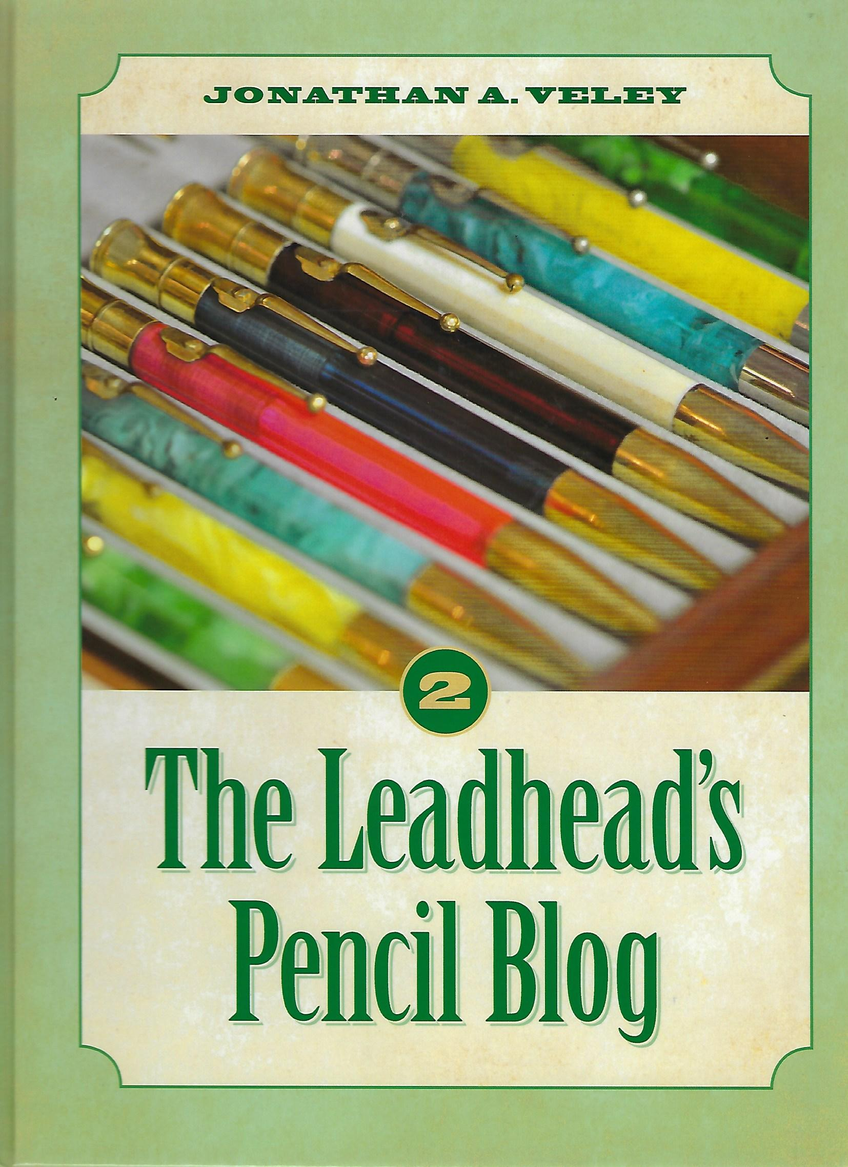 The Leadhead's Pencil Blog (2)
