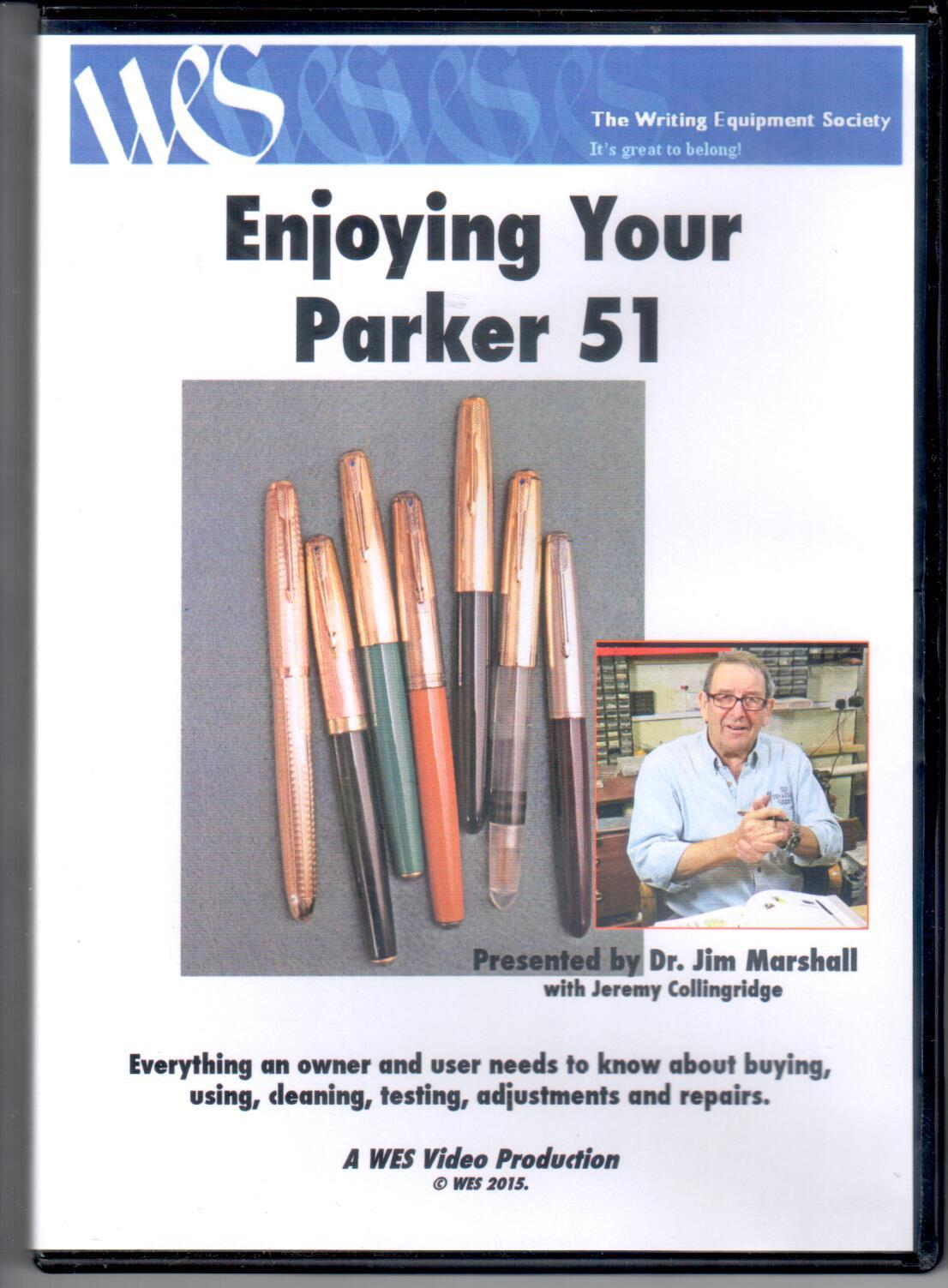 Enjoing Your Parker 51