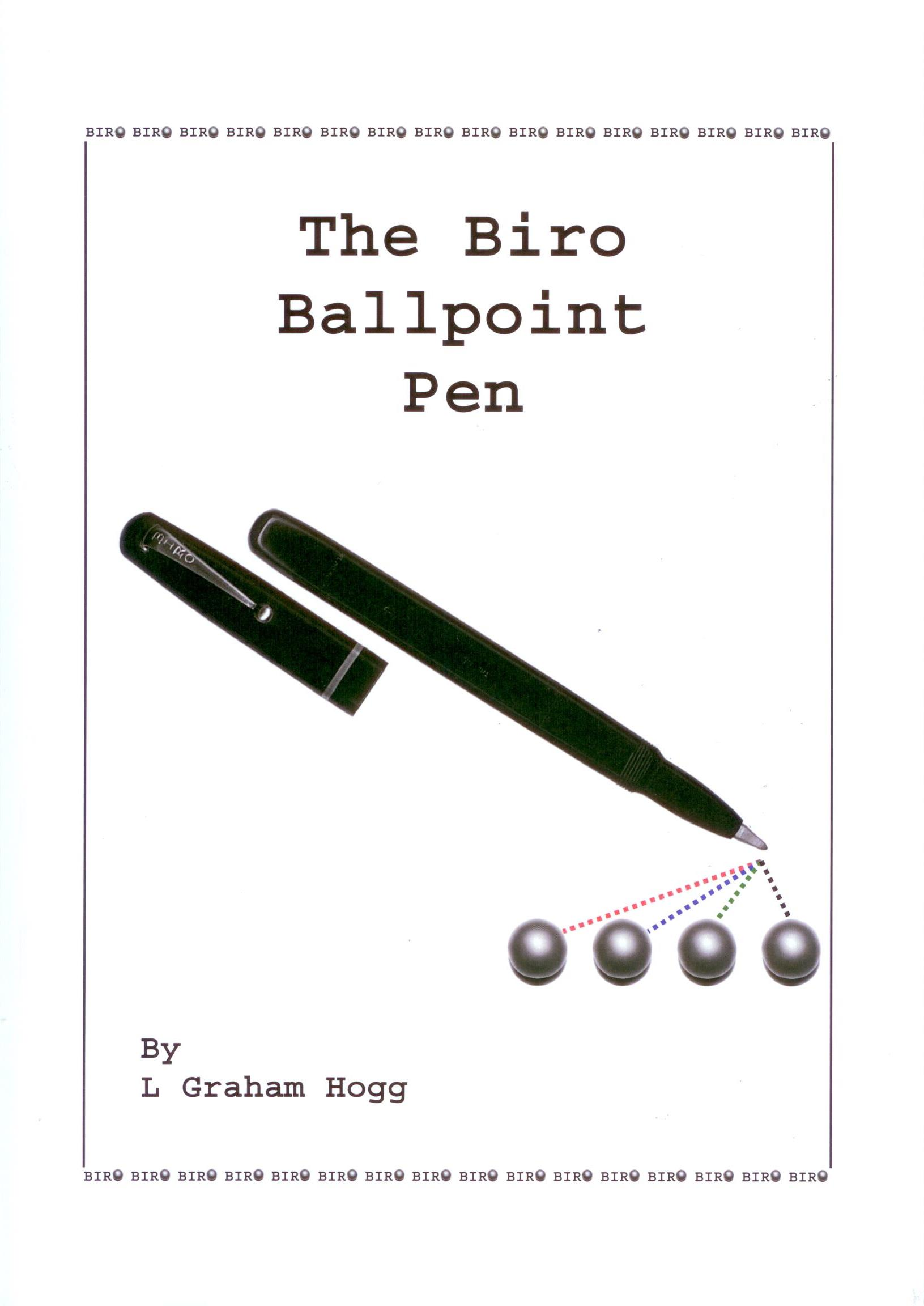 The Biro Ballpoint Pen